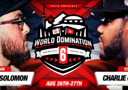KOTD - World Domination 6 - Announcement #7
